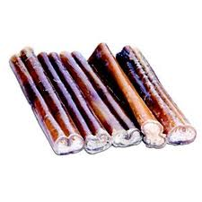 Bully sticks are an all-natural snack that your dog can enjoy for a good few hours, or even days!