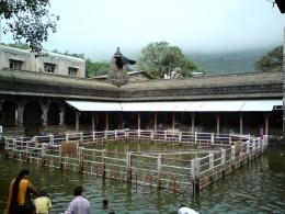 The 'Kunda' of Trymbakeshwar