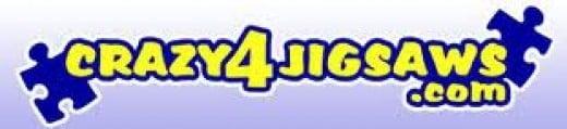 Crazy 4 jigsaws logo