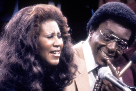 Aretha and  Don