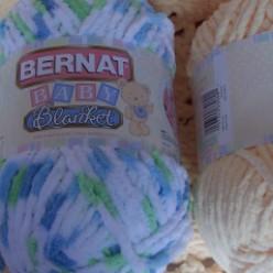 Review of Bernat Baby Blanket Yarn