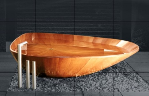 Is this a bathtub, or a speedboat? You tell me!