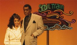 Don Cornelius and Guest in 1987