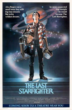 'The Last Starfighter', Wish-Fulfillment in the Most Terrifying Way Possible.