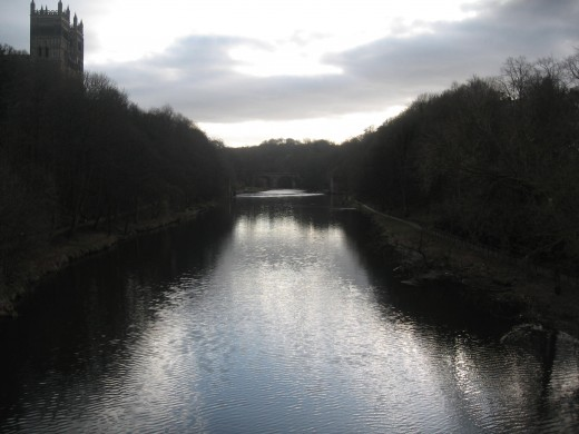 River Wear, County Durham.