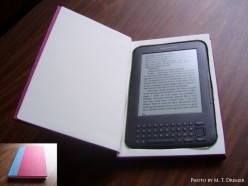 How to Make a Kindle Cover (For Under $10)