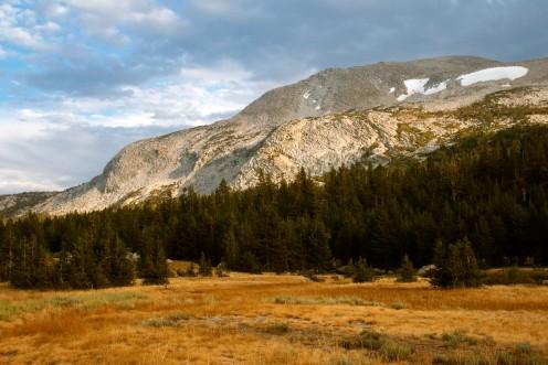 Eastern Sierra Mountains, Yosemite National Park, California