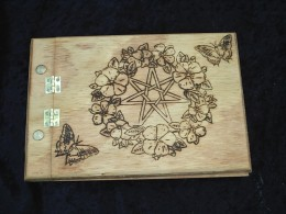 Creative Commons shared Book of Shadows