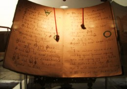 Wikipedia - Creative Commons - Gerald Gardner's Book of Shadows