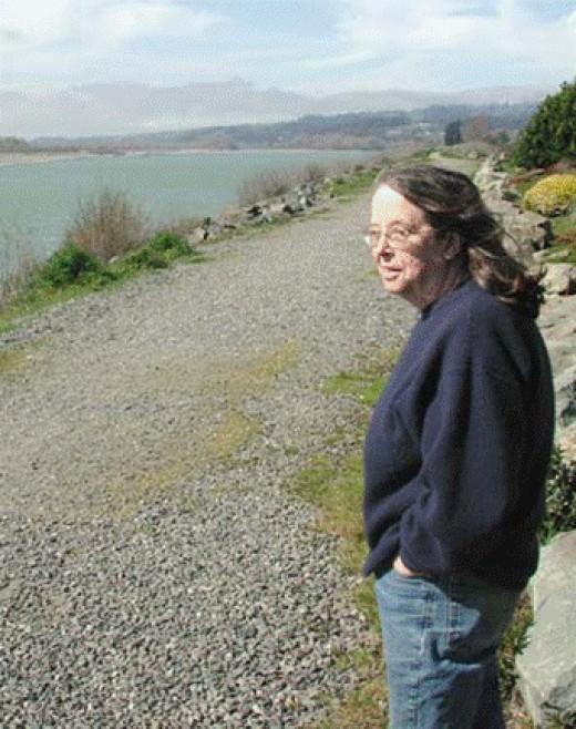 Author Cecelia Holland