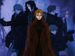 Anime Reviews: Witch Hunter Robin
