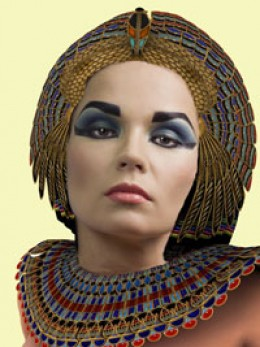 Ancient Egyptian eye make-up may have been medicinal as well as aesthetic