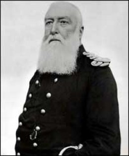 The model of power? King Leopold II of Belgium