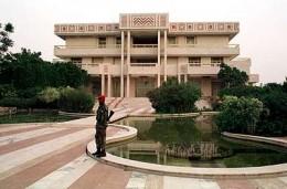Mobutu's Gbadolite palace
