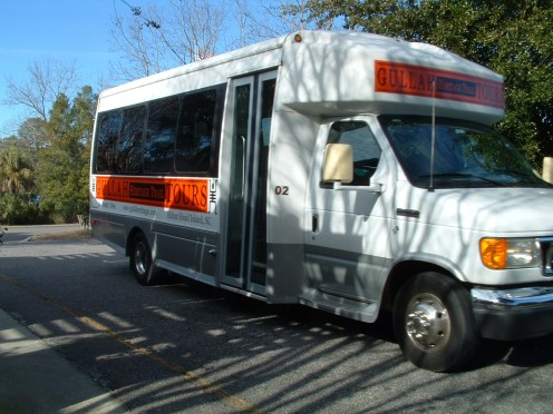 Gullah Bus Tours are available at The Hilton Head Chamber of Commerce Welcome Center and The Coastal Discovery Museum at Honey Horn.