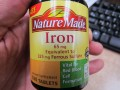 Side Effects of IRON