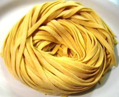 Fresh Fettucine Pasta
