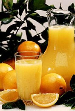 Drink Orange Juice when quitting smoking.