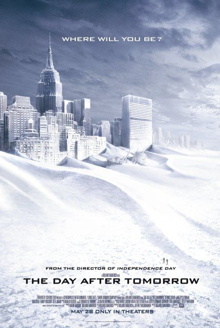 The Day After Tomorrow - poster