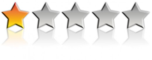 Yes. 1 star