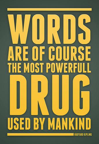 Words from ungemeinfein Source: flickr.com