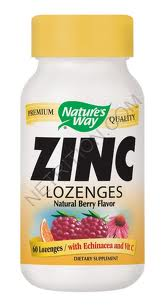 Zinc Lozenges May Help Shorten The Length Of The Common Cold