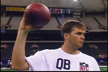 A young unheralded player out of the University of Michigan, would eventually bring unthinkable success to the Patriots and Kraft
