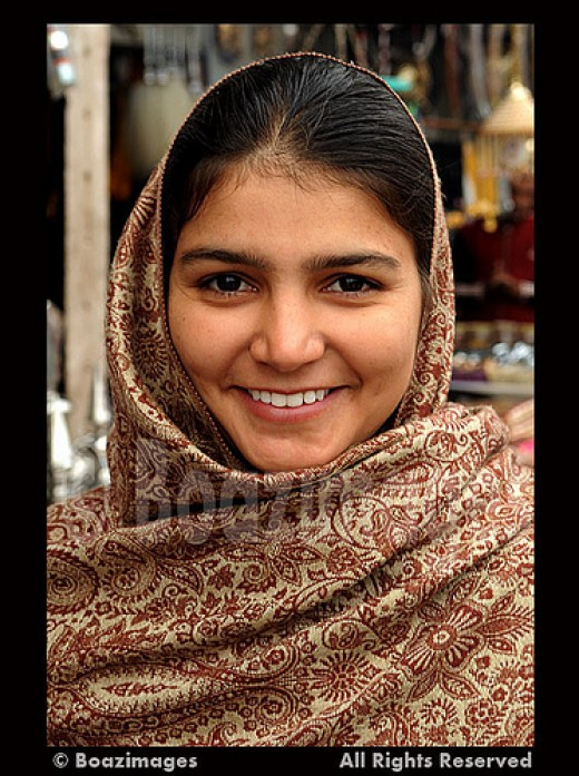 A sweet Punjabi girl from village