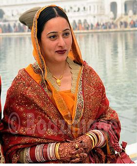 A House wife from punjab