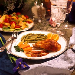 A Week of Organized Family Dinners - In 8 Steps