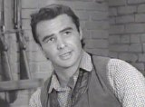 """BURT REYNOLDS AS """"QUINT ASPER,"""" COMANCHE INDIAN TURNED BLACKSMITH. WHAT A POWERFUL LABOR UNION HE HAD."""