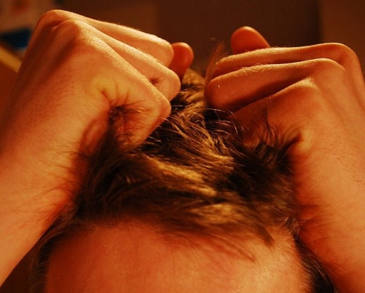 Natural Ways to Get Rid of Dandruff: Because getting rid of dandruff can be stressful.