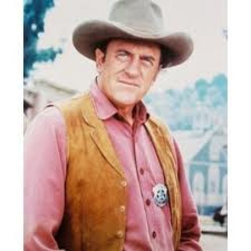 "JAMES ARNESS AS ""MATT DILLON."""
