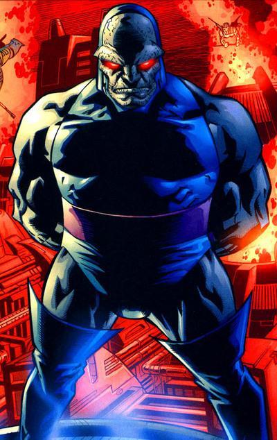 Darkseid is watching!