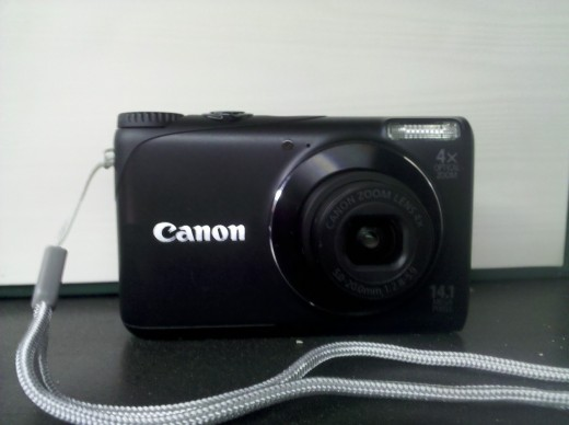 Canon PowerShot A2200: A Great Camera for Under $150.00!