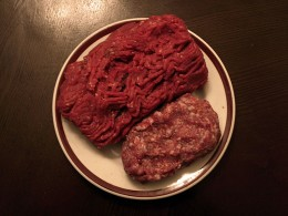 Meats: I like to use Jimmy Dean's Savory Sage Sausage and a lean ground beef. However, you can choose which ever brand you have or even make your own sausage.