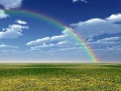 ~~~~Rainbows Painted by GOD's lovely hands~~~~