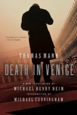 A free response essay on Death in Venice by German author Thomas Mann