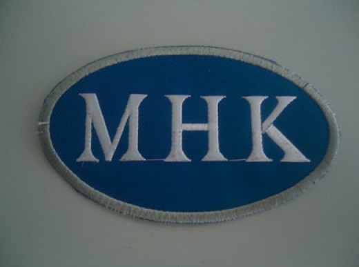 MHK was worn over the left chest area to cover the Patriot's players heavy hearts during the 2011 season.