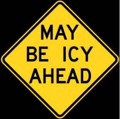 An early warning sign