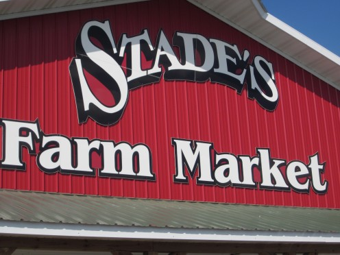 Stade's Dairy Farm, McHenry, IL