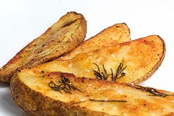 How to Make Potato Wedges, Recipes, Tips, Oven-Baked, Crispy