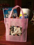 Personalize a Reusable Grocery Bag with Photos