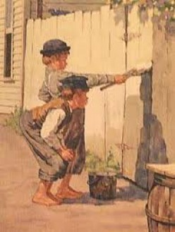 The Tom Sawyer Caper