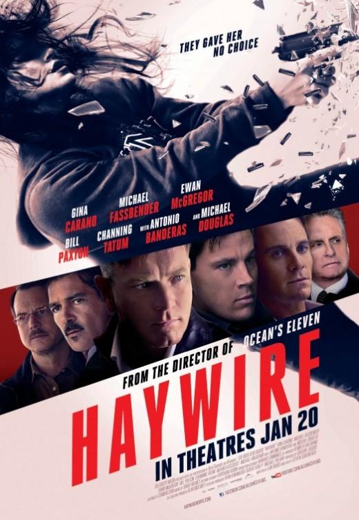 Haywire Movie Poster #2
