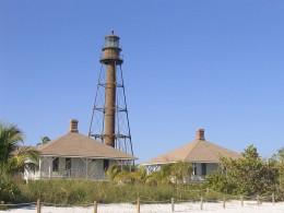 Sanibel lighthouse.