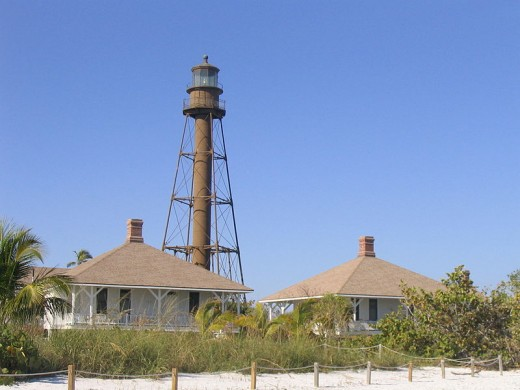 Sanibel lighthouse.