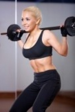 WEIGHT TRAINING WORKOUT FOR WOMEN