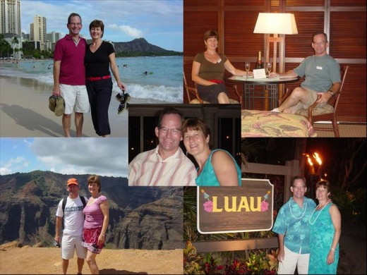 25th Wedding Anniversary trip to Hawaii