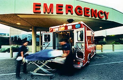 EMT at ER